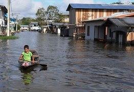 Enchentes no Amazonas deixam 39 municípios em situação de emergência