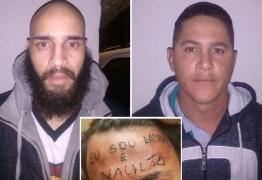 Homem que filmou tatuagem na testa de adolescente já foi condenado por roubo