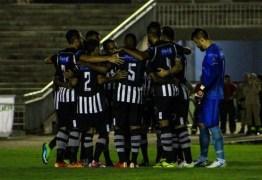 Botafogo-PB enfrenta Cuiabá-MT buscando permanência no G4 do Grupo A