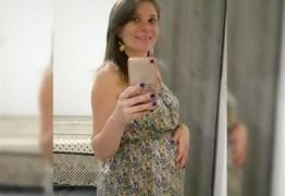 Bebê de paraibana atingida por tiro na barriga em favela do RJ está em situação grave
