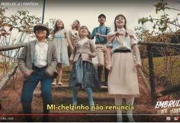 VEJA VÍDEO: Situação atual do Governo Temer é explicada em paródia com 'A Noviça Rebelde'