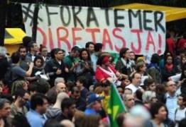 CUT confirma presença de Ricardo Coutinho em ato pelas Diretas Já em João Pessoa