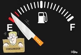 Após protestos Petrobrás reduzirá preço dos combustíveis na quarta