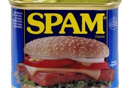 ANIVERSÁRIO DE 80 ANOS: Descubra o que uma lata de presunto tem a ver com emails de spam que recebemos hoje