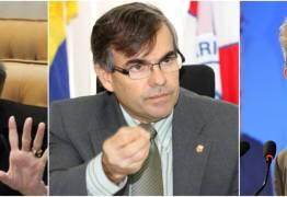 Ricardo e Joás estão 'frente a frente' com a presidente do STF para discutir precatórios
