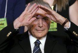 Michel Temer se iguala a quatro ex-presidentes no item 'reprovação'