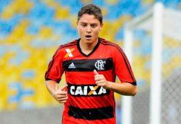 Jogador do Flamengo deixa o time para  ir jogar na Suíça