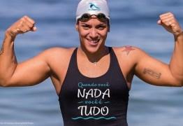 Após 1 ouro e 2 bronzes em Mundial, Ana Marcela festeja prata no Canadá