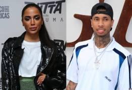 Rapper Tyga revela parceria com Anitta em breve
