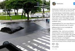 BURACO NA LAGOA? CROCODILO EM JOÃO PESSOA? Número crescente de notícias falsas levanta alerta sobre conteúdo compartilhado na internet
