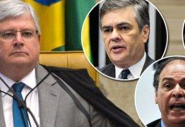 Rodrigo Janot pede mais prazo para investigar Cássio Cunha Lima, Fernando Collor e Fernando Bezerra