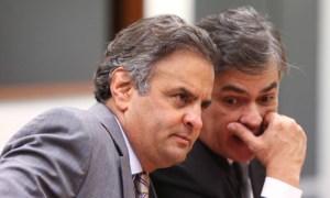cassio cunha lima aecio neves 300x180 - Cássio e Maranhão dizem que voto a favor de Aécio não é 'absolvição'