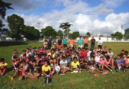 Escolinhas de Futebol de Santa Rita lançam alunos para times nacionais
