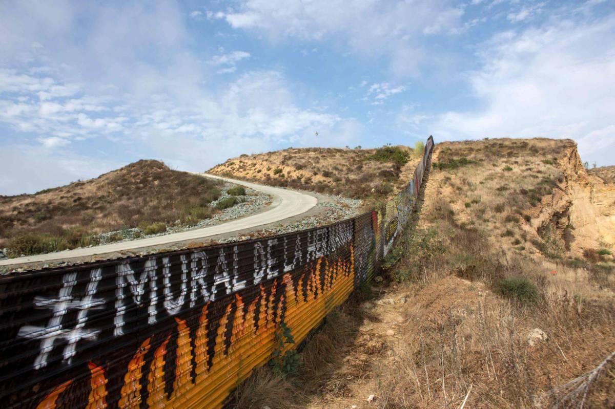 fronteira - Trump diz que muro com México não se estenderá por toda fronteira