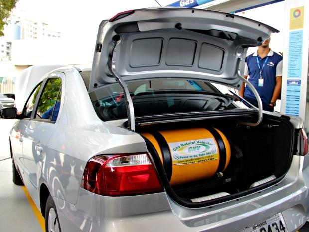 gas natural - Alta da gasolina amplia competitividade do GNV