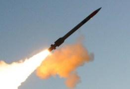 Pentágono detecta lançamento de míssil balístico pela Coreia do Norte