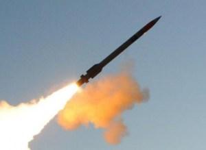 missil 300x219 - Pentágono detecta lançamento de míssil balístico pela Coreia do Norte