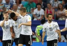 Alemanha passa Brasil e volta a liderar ranking da Fifa