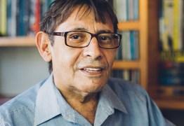 Jornalista Nonato Guedes é internado em UTI com quadro de pneumonia, em JP