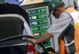 Petrobras aumenta preço da gasolina nas refinarias em 0,8% a partir deste sábado