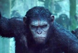 'Planeta dos Macacos: A Guerra' estreia como líder de bilheteria nos EUA