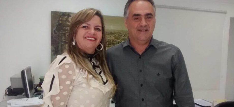raíssa e cartaxo e1500478178310 - Raíssa Lacerda elogia Cartaxo por receber prêmio de gestão