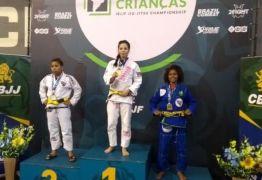 Atleta paraibana Renata Salles conquistou campeonato sul-americano de Jiu-jitsu