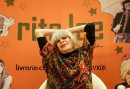 Rita Lee assina com a Globo Livros para lançar seu novo livro, 'Dropz'