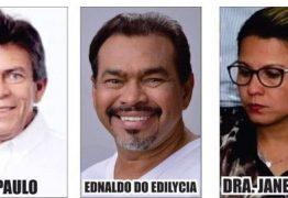 Santa Rita sonha eleger 3 para a ALPB: primeira-dama é novidade entre pré-candidatos
