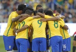 Ingressos para duelo entre Brasil e Equador variam entre R$ 160 e R$ 800