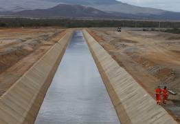 Governo assegura águas da Transposição a Monteiro em abril de 2017