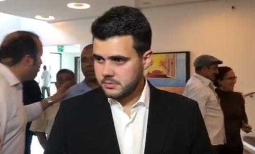 """wilson filho - """"Sempre defendi recursos para o Canal Piancó e lamento que outros parlamentares tenham aprovado fundão"""", diz Wilson Filho"""