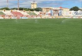 Secretaria de Esportes confirma liberação do José Cavalcanti para os jogos da Segunda Divisão do Campeonato Paraibano
