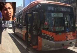 Homem que assediou mulher em ônibus é solto pela justiça