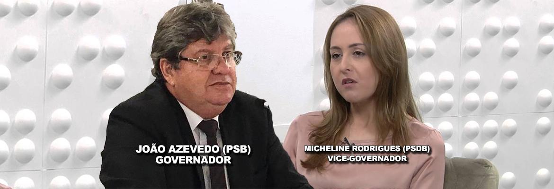 JOAOMICHELLINE - Azevedo Gov. e Micheline Vice: Romero pode ser o aliado de Ricardo em Campina - Por Rui Galdino