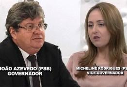 Azevedo Gov. e Micheline Vice: Romero pode ser o aliado de Ricardo em Campina – Por Rui Galdino