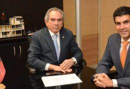 Lira tem audiência com ministro da Integração para tratar da adutora de São José de Piranhas