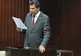 Ricardo Barbosa propõe Voto de Aplauso a Bertrand Asfora