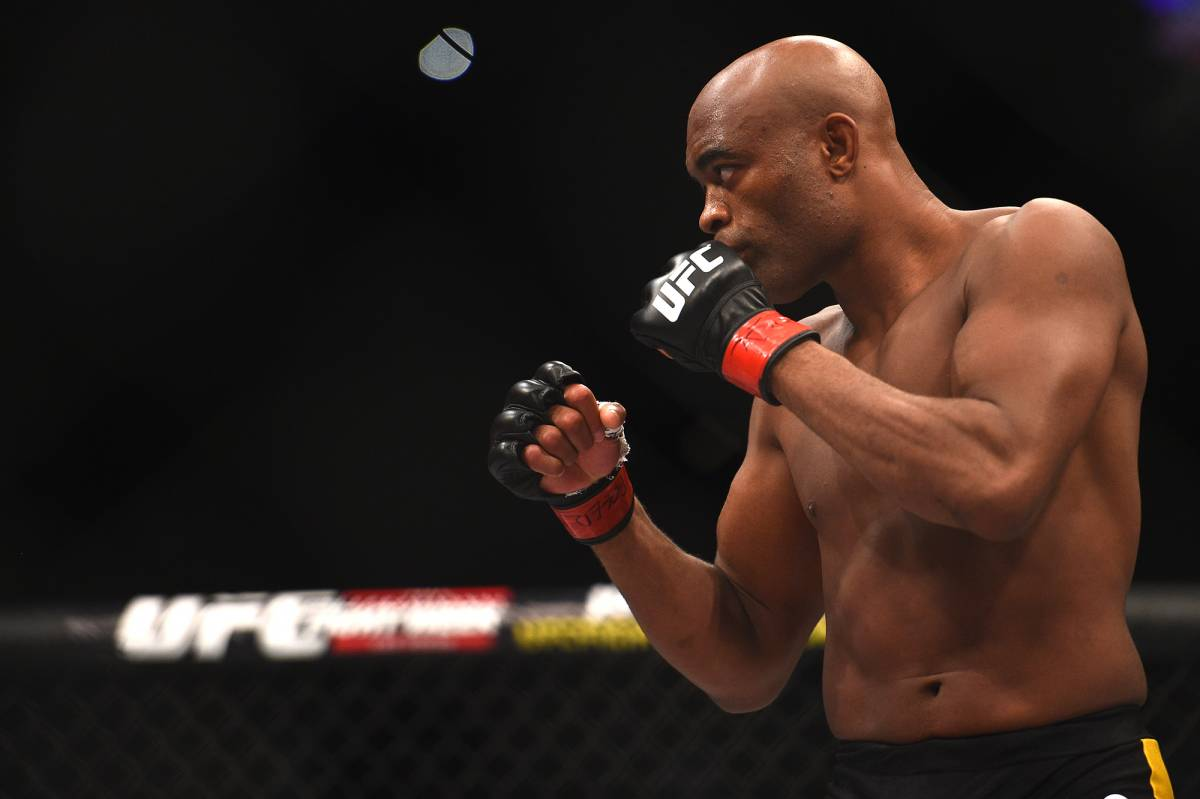 anderson silva - 'Não somos atletas olímpicos', diz Anderson Silva sobre rigor do doping no UFC