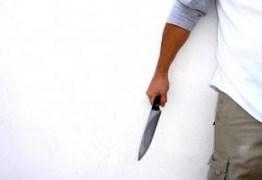 Projeto de parlamentar paraibano prevê a tipificação de crimes cometidos com armas brancas