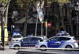 BARCELONA: Três policiais catalães são atropelados em posto de controle próximo ao local do atentado terrorista