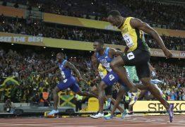 Antes de se despedir, Bolt encontra um rival à altura