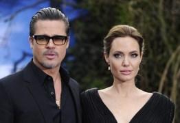 Divórcio de Jolie e Pitt parou devido a problemas financeiros, diz site