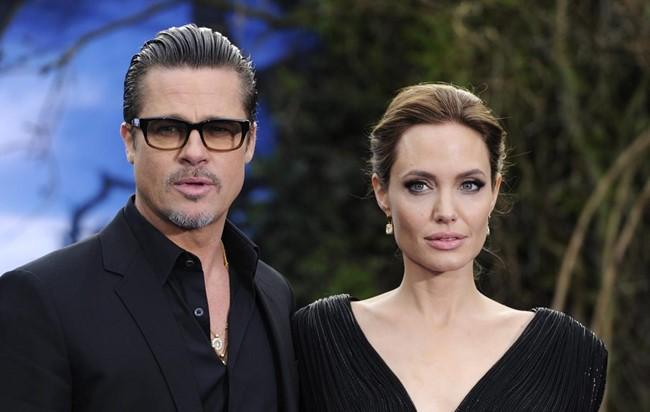 brad pitt e angelina2 - Brad Pitt e Angelina Jolie são condenados em dívida com decoradora