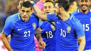 brasil 300x169 - Brasil passa a Alemanha e recupera liderança do ranking da Fifa