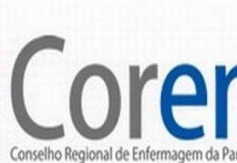 Começa campanha para eleição do Conselho de Enfermagem na Paraíba