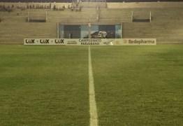 Secretário de Esportes confirma melhorias no gramado do Estádio Amigão