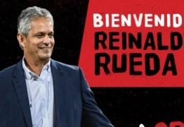 Flamengo anuncia contratação de técnico colombiano Reinaldo Rueda