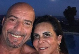 Gretchen mostra férias em Portugal com o marido Carlos Marques