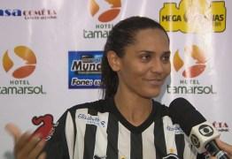 Jogadora paraibana é convocada para a seleção brasileira de futebol feminino